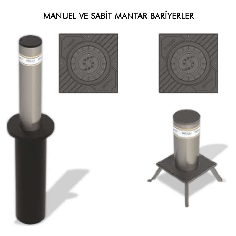 Barrier, Park and Pass Systems - 5