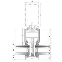 Çelik Takviyeli Cephe Sistemi | BG 50 STEEL