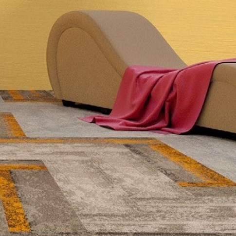 Plank Carpet | Spiral