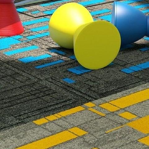 Plank Carpet | Mondrian