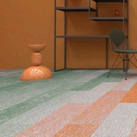 Plank Carpet | Color Sense