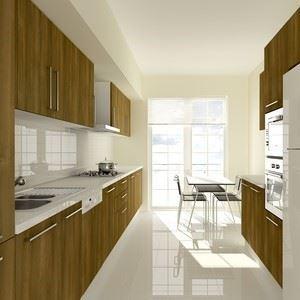 PVC Kaplamalı Mutfak Dolapları/Divio, Divio Gloss, Optima Plus