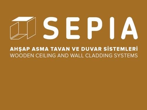 Sepia Ahşap Asma Tavan ve Duvar Sistemleri Kataloğu