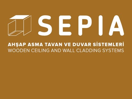 Sepia Wooden Ceiling and Wall Cladding Systems Catalog
