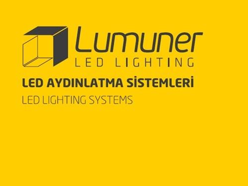 Lumuner LED Aydınlatma Sistemleri Kataloğu