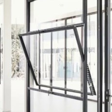 Steel Window and Door System   OS2 75 - 6