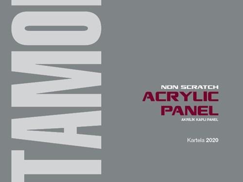 Non Scratch Acrylic Panel Catalog