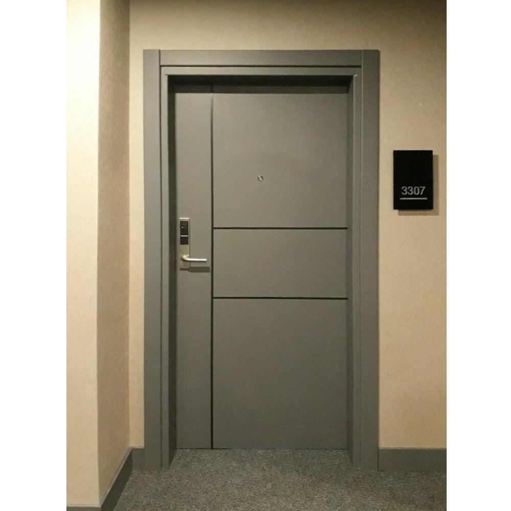 Fire Resistant Wooden Door - 3