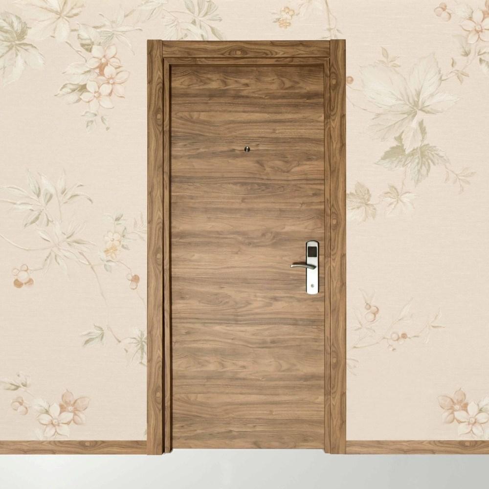 Fire Resistant Wooden Door - 12