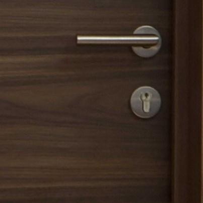 Fire Resistant Wooden Door - 6