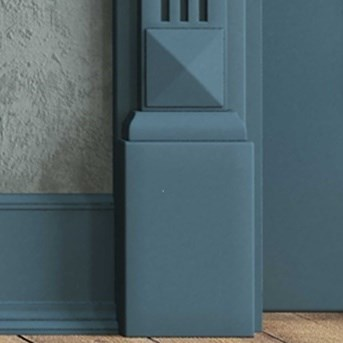 Fire Resistant Wooden Door - 0