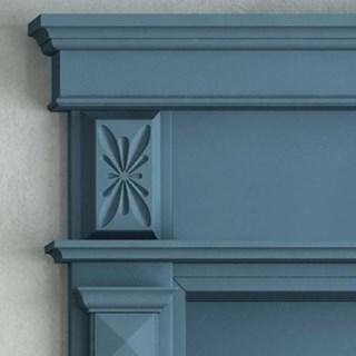 Fire Resistant Wooden Door - 2