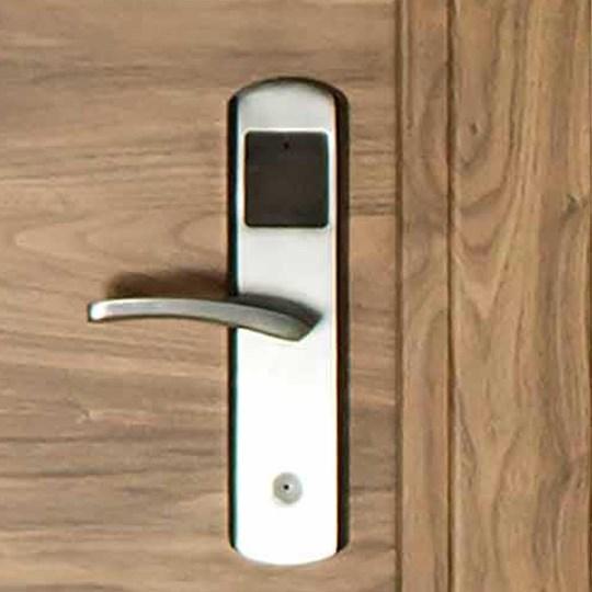 Fire Resistant Wooden Door - 13