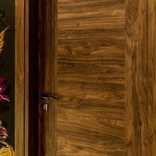 Fire Resistant Wooden Hotel Door - 13