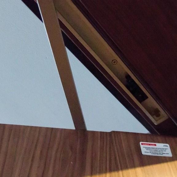 Fire Resistant Wooden Hotel Door - 15