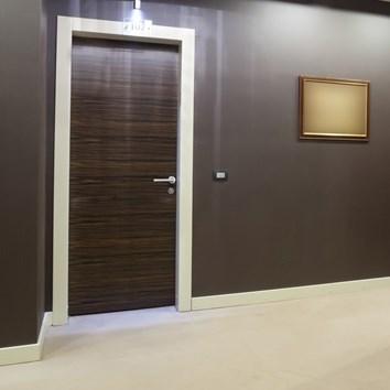 Fire Resistant Wooden Hotel Door - 7