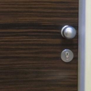 Fire Resistant Wooden Hotel Door - 9