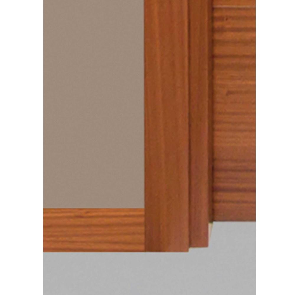 Fire Resistant Wooden School / Dormitory Door - 15