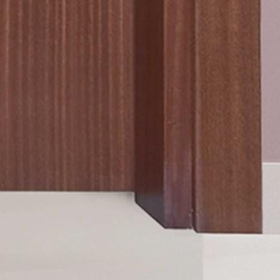 Fire Resistant Wooden School / Dormitory Door - 1