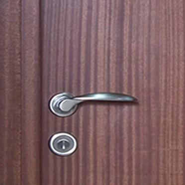 Fire Resistant Wooden School / Dormitory Door - 2