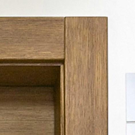 Fire Resistant Wooden School / Dormitory Door - 11