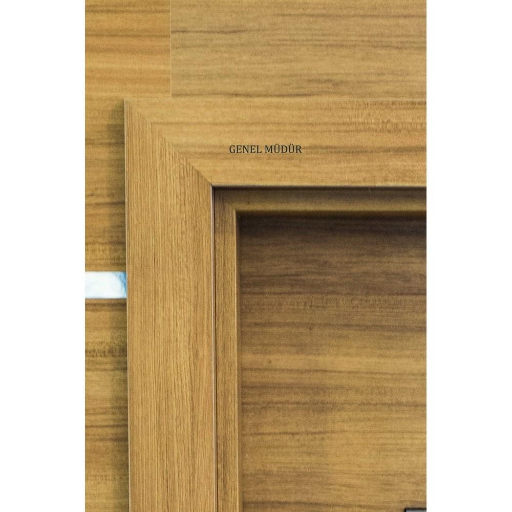 Fire Resistant Wooden Office Door - 1