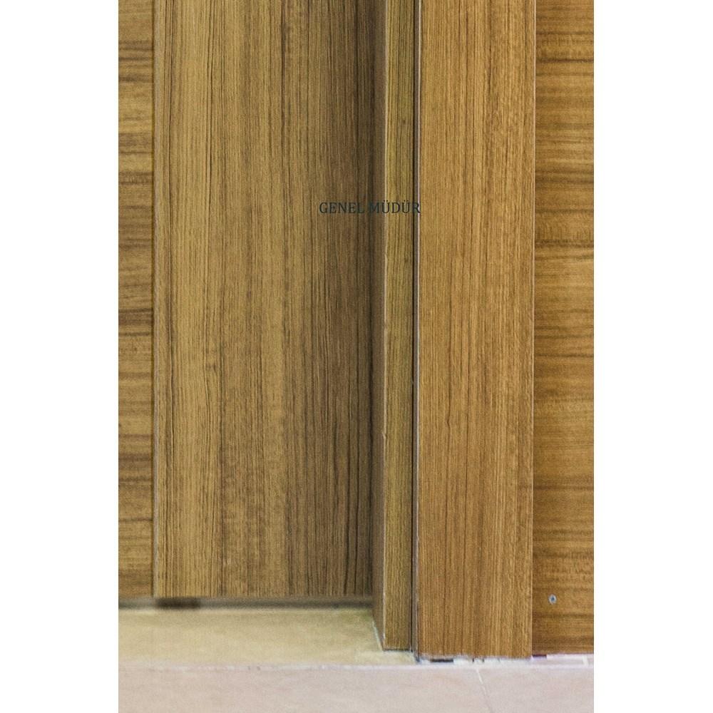 Fire Resistant Wooden Office Door - 2
