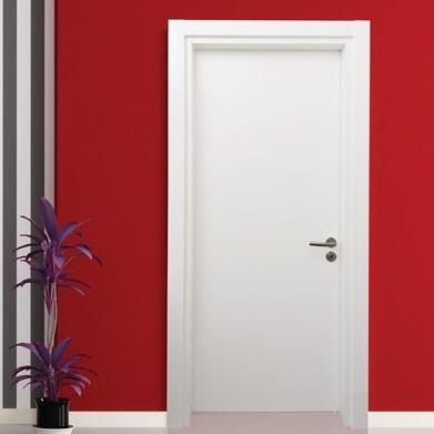 Fire Resistant Wooden Office Door - 4