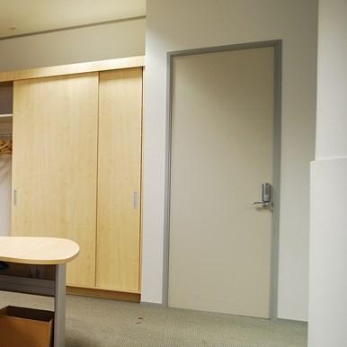 Fire Resistant Wooden Office Door - 3