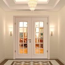 Karan | 2 Kanat Camlı Kapı