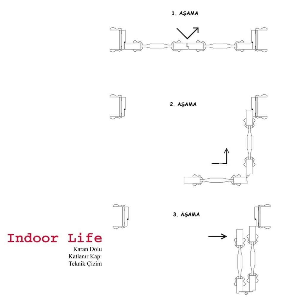 Karan   Folding Door - 1