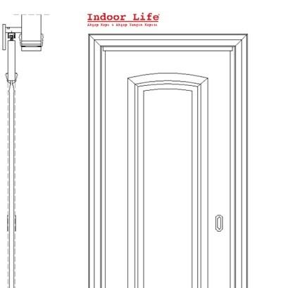 Karan   Superficial Sliding Door - 3