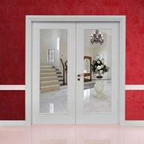 Elda | 2 Kanat Camlı Kapı