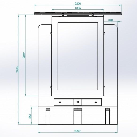 Güneş Enerjili Bank ve Ekran Sistemleri - 3
