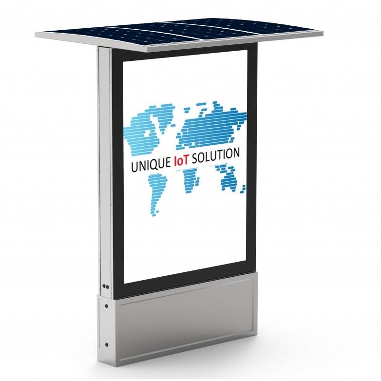 Güneş Enerjili Bank ve Ekran Sistemleri - 4