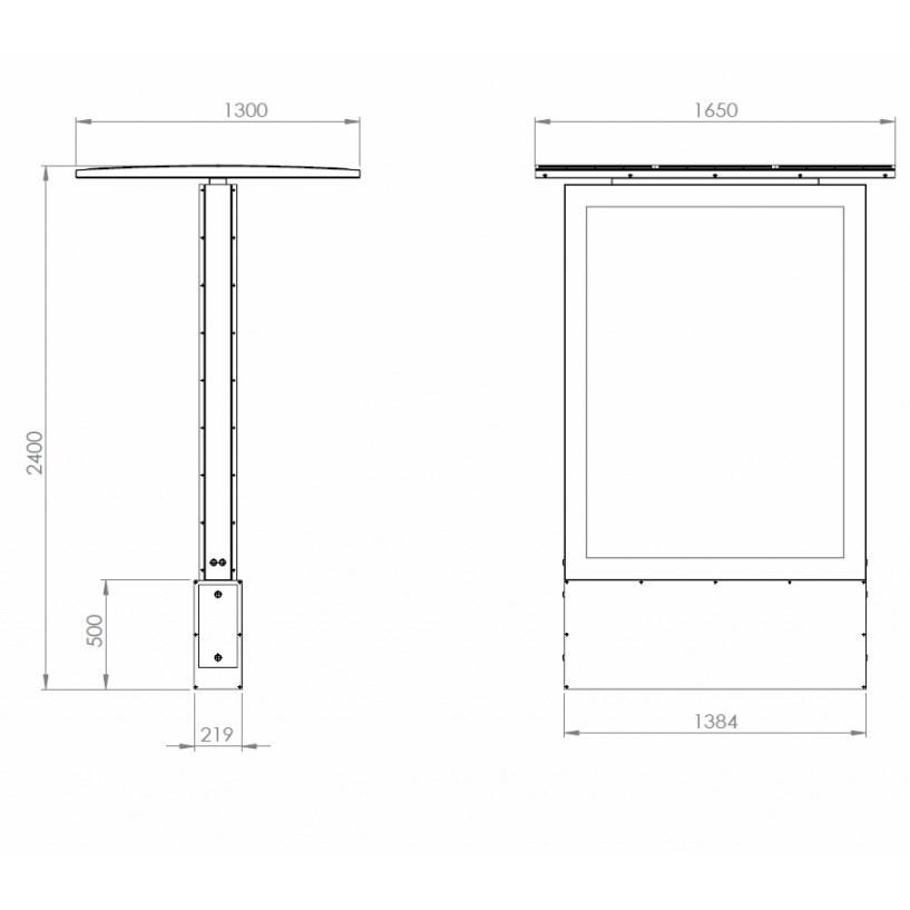 Güneş Enerjili Bank ve Ekran Sistemleri - 6
