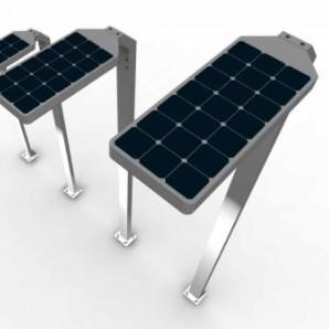 Solar Powered Lighting Systems - 1