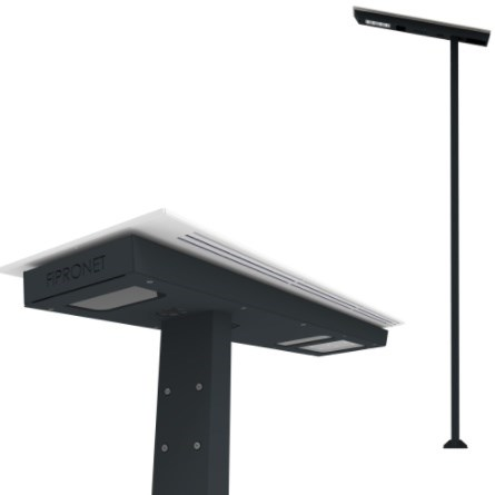Solar Powered Lighting Systems - 3