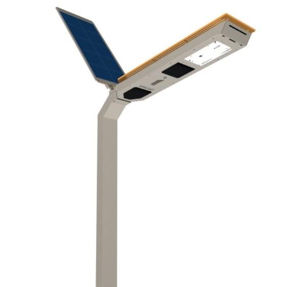 Solar Powered Lighting Systems - 7