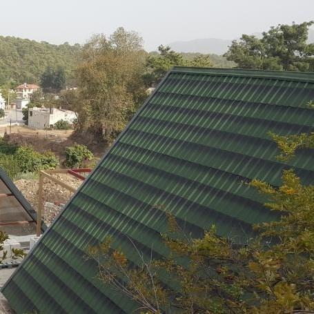 Roof Covering | Onduline Zigana Tile - 0