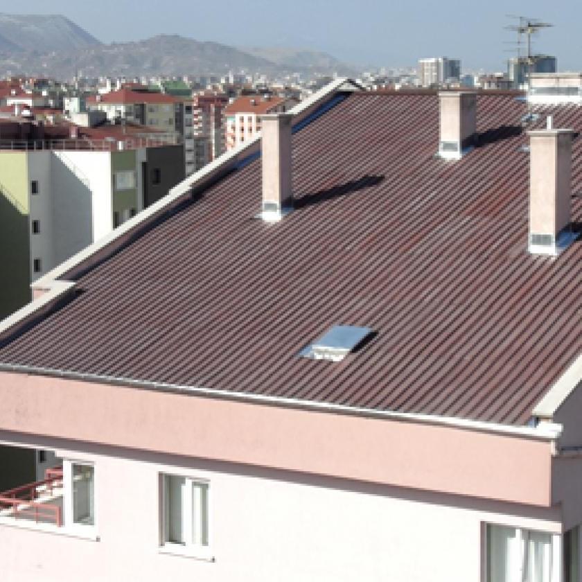 Roof Covering | Onduline Andromeda - 0