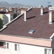 Çatı Kaplama | Onduline Adromeda