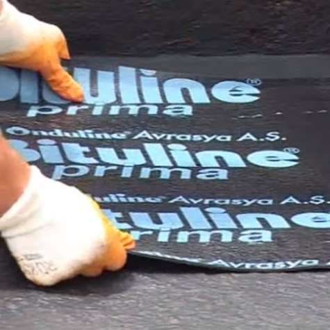 How to Apply Bituline Roof and Foundation Waterproofing Membranes?