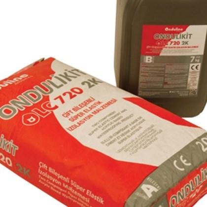Foundation Insulation and Insulation Protection   Ondulikit & Ondufix - 1