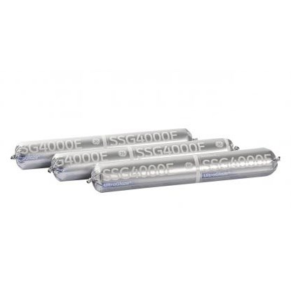 Single Component Structural Wall Silicone | SSG 4000E Ultra Glaze