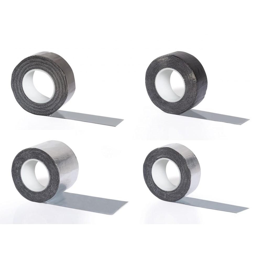 Aluminum Foil Butyl Tape | BK-PAA74