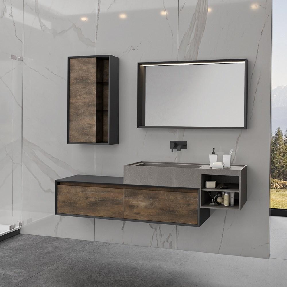 Bathroom Furniture | Loki - 0