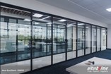 Alnoplan Partition Wall   D100 - 12