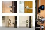Alnodoor Door Systems | Aluminum Framed Wooden Doors - 2