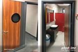 Alnodoor Door Systems | Aluminum Framed Wooden Doors - 11